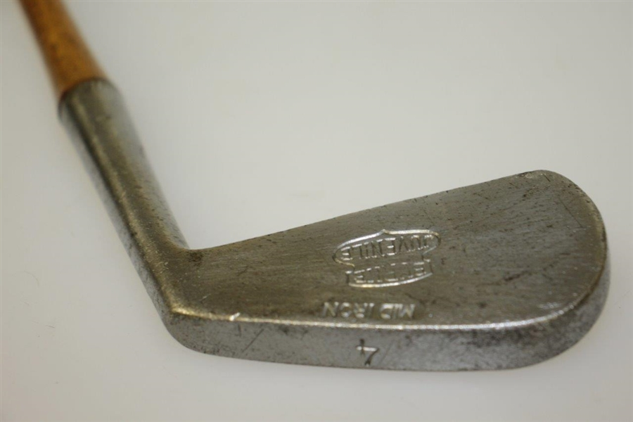 Burke Juvenile Mid Iron 4 - Very Good Condition