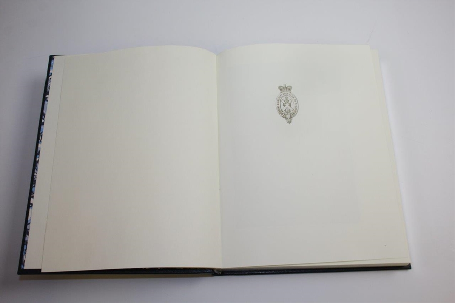Royal & Ancient Golf Ltd Ed 'Champions and Guardians' Book with Slipcase 89/275 - Signed