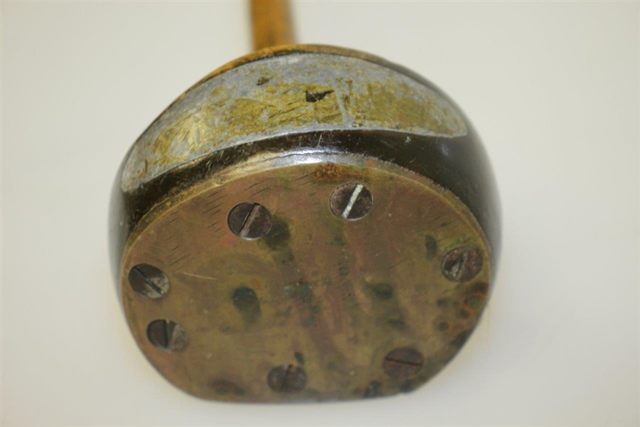 Early 1900's Croquet Style Putter from the Jeff Ellis Collection