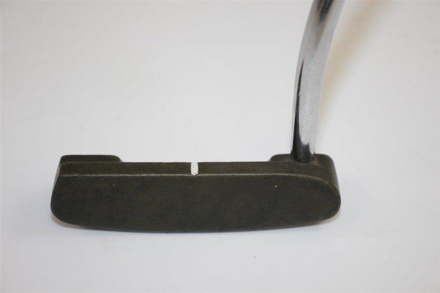 Vintage PING Scottsdale Kushin Putter with S Bend