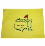 Doug Ford Signed Masters Tournament Undated Embroidered Flag with 1957 JSA ALOA