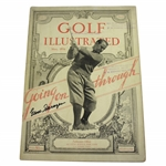 Gene Sarazen Signed May 1934 Golf Illustrated Magazine JSA ALOA