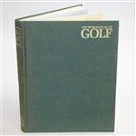 1976 The World Atlas of Golf Book by Pat Ward-Thomas & Charles Price with others
