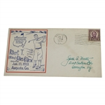 1933 Augusta National Golf Club Bobby Jones Course Opening FDC