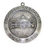 1956 Masters Tournament Silver Runner-Up Medal Awarded to Ken Venturi