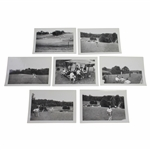 Hogan, Sarazen, Vines, Stranahan, Harrison, Alexander, & Munday Original Photos at Reading Open