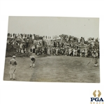 Glenna Collett in the British Womens Open Wire Photo 5/21/1928