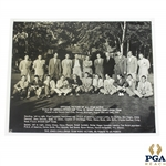 Bobby Jones Challenge Team vs PGA of America Ryder Cup Team Challenge Match Photo - 1941