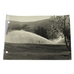 1920s Photo of Golf King #10 Suptr - Valley Club or Masters Rainer - Wendell Miller Collection