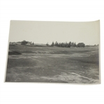 1920s Photo Jockey Club Beunos Aires Trap on 16 & Side of 17 Green - Wendell Miller Collection