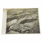 Aerial Photo by Curtiss Flying Service - North Hills - Glen Oaks - Deepdale - Wendell Miller Collection