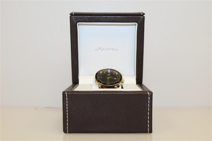 2017 Masters Watch Limited Edition with Leather Protective Case - 547/800