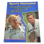 Arnold Palmer & Jack Nicklaus Signed June 1, 1970 Sports Illustrated Magazine JSA ALOA