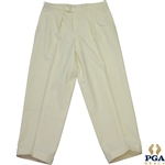 President Dwight D. Eisenhower James W. Bells Son & Co. Cream Colored Golf Pants