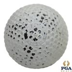 Haskell Bramble Pat. April 1899 Golf Ball - 95% Paint