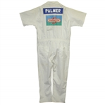 Arnold Palmer Signed Official 1992 Swanson Memorial Tournament Caddy Suit JSA ALOA