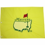1997 Masters Tournament Center Embroidered Flag - Rare