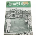 1934 The Literary Digest Magazine - Vol 117, No. 18 - May 5th