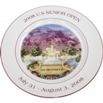 Bobby Wadkins 2008 US Senior Open at The Broadmoor Gifted Plate