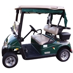 Arnold Palmers Personal 2011 EZ-GO RXV Freedom Electric Golf Cart Serial #513747