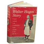 1956 The Walter Hagen Story by The Haig, Himself Book as told to Margaret Seaton Heck