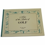 1966 Some of the Rules of Golf Illustrated by Charles Crombie - Ariel Press, London