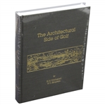 """The Architectural Side of Golf"" by H.N. Wethered & T. Simpson New Sealed in Shrink Wrap"