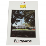Augusta National Golf Club Masters Strokesaver Golf Course Guide