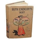 1895 Ruth Endicotts Way (or Hargraves Mission) Book by Lucy C. Lillie