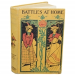 Vintage Battles at Home Book by Mary G. Darling - Part of American Girls Series