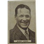 Bobby Jones Sweetacres Champion Chewing Gum Card No. 35/48 Ltd Series - 1932