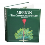 2013 Merion: The Championship Story Book by Jeff Silverman