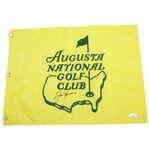 Jack Nicklaus Signed Augusta National Golf Club Members Only Embroidered Flag JSA FULL #BB56251
