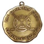 Horton Smiths 1923 The Country Club of Springfield Missouri Challenge 1st Place Winners Medal