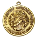 Horton Smiths 1929 United North & South Open Championship at Pinehurst CC Best Qualifying Medal