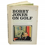 Bobby Jones Signed 1966 Bobby Jones on Golf to Wayne Sadler JSA ALOA