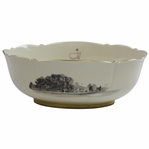 Augusta National Golf Club Pickard Porcelain Bowl - 2014 Masters Member Gift in Original Box with Card