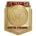 Curtis Stranges USGA Past Walker Cup Team Member Badge Shield