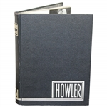 The Howler of 1951 Wake Forrest College Yearbook - Arnold Palmer