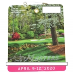 2020 Masters Tournament Series Badge - Historic No Patrons November Masters
