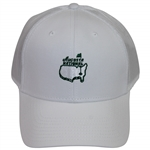 Augusta National Golf Club White Members Trucker Hat - Unused