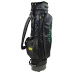 Masters Tournament Official Black Full Size Golf Stand Bag