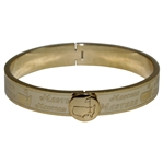"Masters Tournament Womens 2 1/2"" Diameter Bangle Bracelet"