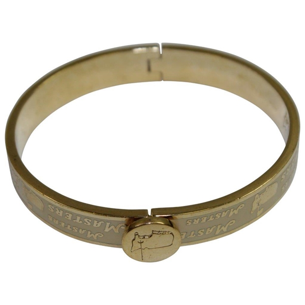 Masters Tournament Women's 2 1/2 Diameter Bangle Bracelet