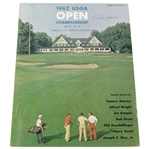 1962 US Open at Oakmont Country Club Official Program - Nicklaus First Major Win!