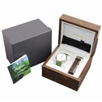 2020 Masters Tournament Ltd Ed Swiss Made Commemorative Watch in Original Box - Out of 700