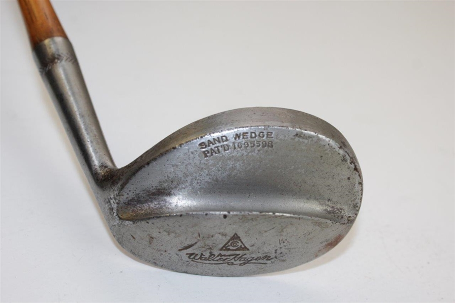 Walter Hagen Sand Wedge Patent #1695598 - New Grip