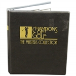 Champions of Golf Masters Collection Card Set of Masters Champions from 1934-1997