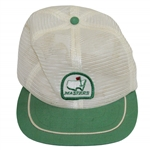 Classic Mens Mesh Masters Tournament Patch Hat