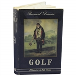 1954 Golf: Pleasures of Life Series Book with Uncommon Dust Jacket